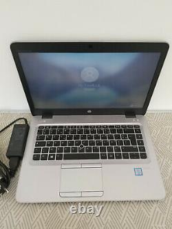 Hp Elitebook 840 G3 Core I7 6600u 6th Gen, 2.6GHz 8Go RAM 256 SSD win10