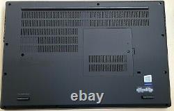 Lenovo P15 Gen 1 Intel Core i7-10850H vPro 16GB DRR4 512SSD 1TO HDD Quadro T1000