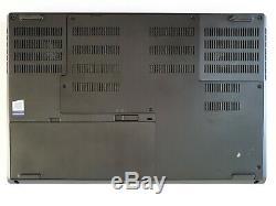 Lenovo ThinkPad P52 Xeon 6 Core 2.7GHz 64Go Ram 1To SSD nvme P2000 4Go 4K 4G LTE