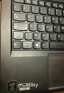 Lenovo ThinkPad T440s core i5 4300u 2x2,90Ghz/RAM 8Go/SSD 256Go/14 Tactile