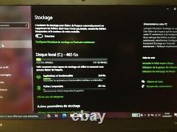 Lenovo ThinkPad T440s core i7 4600U 2x2,70Ghz /RAM 12Go/SSD 512Go/clavier retroé