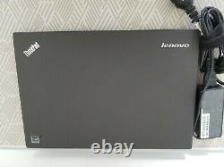 Lenovo ThinkPad T450 14'' Intel Core i3-5100U RAM 8 Go 250 Go SSD win10Pro