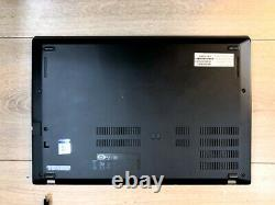 Lenovo ThinkPad T480s 14 TACTILE Core i7 1,9 GHz SSD 256 Go 16 Go AZERTY