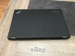 Lenovo ThinkPad W541 15.5in. (256Go SSD, Core i7 4th Gen, 3.8GHz, 16GB)