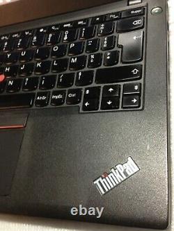 Lenovo ThinkPad X260 core i5 6200U 2x2,90Ghz/RAM DDR4 neuve 8Go/SSD neuve 240Go/