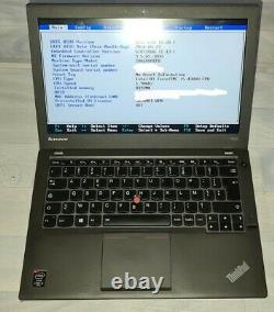 Lenovo Thinkpad X240 Core i5/Ram 8Go/SSD 180Go / 3G
