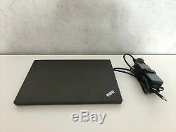 Lenovo Thinkpad X270 core i5-6300U 8 Go RAM 256 SSD
