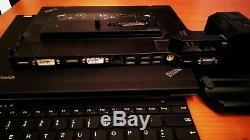 Lenovo Thinkpad x230 Core i7 vPro 16 Go, 512 Go SSD Doc, 2x batterie, 2x aliment