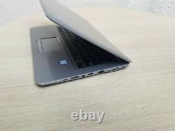 Lot de 4 HP EliteBook 820 G3 12.5 HD Core i5 6300u Ram 8Go SSD 256Go Windows 10