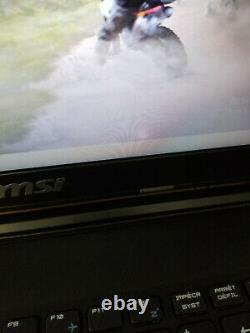 MSI GL62 6QF-15'' Core i5 6th Gen -6300HQ @ 2.3GHz GTX 960M, SSD 250 Go + 1TDD