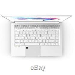 MSI P65 Creator 447RF (White Limited Edition) SSD 512 Go Intel core i7