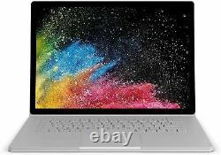 Microsoft Surface Book 2 13.5 Intel Core i7 16 GoRAM 1 To SSD^NVIDIA GTX 1050