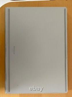 Microsoft Surface Book 2, 13 Argent (Core i7, 16Go RAM, SSD 512Go, Windows 10)