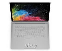 Microsoft Surface Book 2 15 Intel Core i7 16Go RAM 1To SSD NVIDIA GTX 1060 6Go