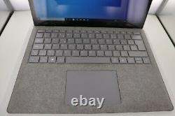 Microsoft Surface Laptop 1769 Core i5 8Go ram SSD 256GO + Surface Dock neuf