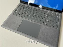 Microsoft Surface Laptop 3 Core i7 1065G7 16GB RAM 256B SSD Windows 10 13,5