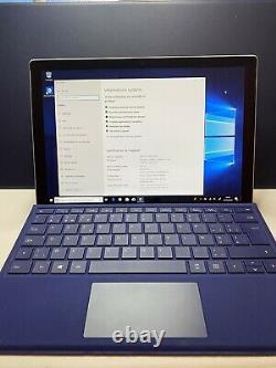 Microsoft Surface Pro 5 (core i7, RAM 16Go, SSD 512Go, W10)+ stylet et souris