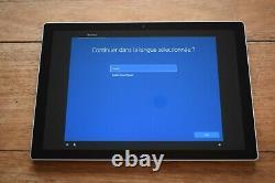 Microsoft Surface Pro 7 12,3 128 Go SSD, Intel Core i5 10ème Gén, 3,70