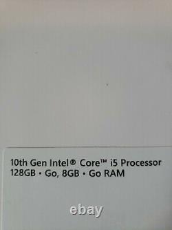 Microsoft Surface Pro 7 12,3 128 Go SSD, Intel Core i5 10ème Gén, 3,70 GHz