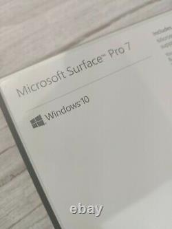 Microsoft Surface Pro 7 12,3 (512 Go, 16 Go RAM, Intel Core i7-1065G7) NEUF