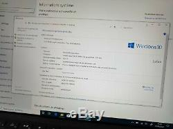 Microsoft Surface Pro. Core i5 12.3 256Go SSD 8 Go RAM modèle 1796 w10pro