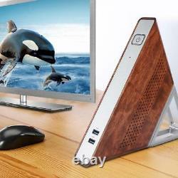 Mini-PC AA-B4 USB3.0 N3450Quad Core HDMI 64Git 64G EMMC +128GB SSD pour Win 10