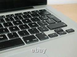 Ordinateur Portable Apple MacBook pro 13 pouces intel core I5 8GB RAM mi 2012
