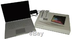 Ordinateur portable hybride Microsoft Surface Book 2 15'' Core I7 16 Go SSD 256
