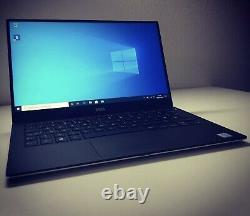 P54G Dell XPS 13 13 Core i7 2,5 GHz SSD 256 Go 8 Go Qwerty, écran tactile