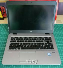 PC HP EliteBook 840 G3 CORE I5-6300U FHD 8 Go 256Go SSD AZERTY SOUS GARANTIE 7M