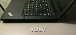 PC Lenovo ThinkPad L470 14 Core i5 6200U 12 Go RAM 128 Go SSD