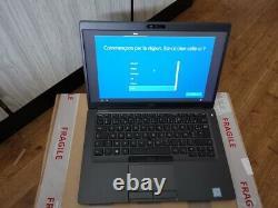 PC PORATBLE Dell Latitude 5400 14'' FHD Core i5 8 Go SSD 256Go