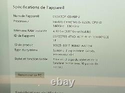 PC Portable Lenovo YOGA 520 14-IKB 81C8 Core I5 128Go 4Go
