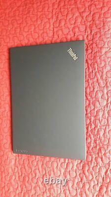 PC Thinkpad T490 Neuf / Core i7 / RAM 32Go / SSD 1 Go / GeForce MX250 / Gar 2023
