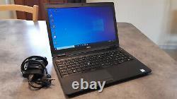 PC portable Dell pro latitude e5580 Core-i5, RAM 8Go SSD 256Go