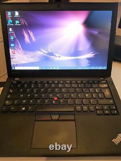 PC portable LENOVO Thinkpad X270 Core i3 SSD M2 Toshiba