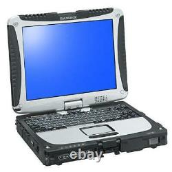 Panasonic Toughbook CF-19 MK8, Core i5-3610ME 2,7GHz 8GB / 480GB SSD AZERTY