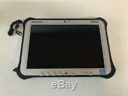 Panasonic Toughpad FZ-G1 MK1, Core i5-3437U, 1.9GHz, 4GB, 128GB SSD Win10 Lan