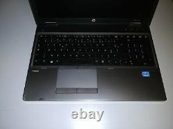 Pc 15,6'' HP ProBook 6570b Core i5 3320M 2,6Ghz T3,3Ghz -6Go, 128Go SSD, Win10