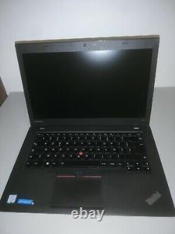 Pc Lenovo T460 Core i5 6300U 2,4Ghz -8Go, 240Go SSD, Win10, 10h d'autonomie