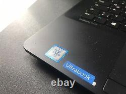 Pc Portable DELL latitude E7270 Tactile Core i5 6 éme 256Go SSD/ 8Go Win 10 Pro