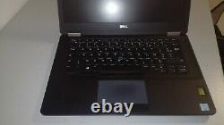 Pc Portable Dell E5470 Core i5 6300HQ 2,3Ghz T3,2Ghz -16Go, 240Go SSD, Win10 Pro