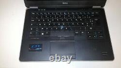 Pc Portable Dell Latitude E7440 Core i7 4600U 2,1Ghz 8Go, 240Go SSD, Win 10 Pro