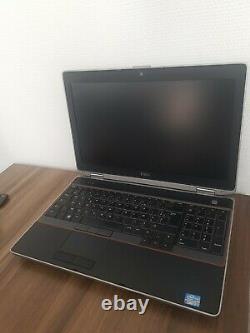 Pc Portable E6520 Dell I7 Quad Core /ssd 240go /8go de ram Windows 10 pro