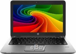 Pc Portable HP Elitebook 820 G1 Core I7-4600u 2.7ghz/4go /128go Ssd 12,5/win10