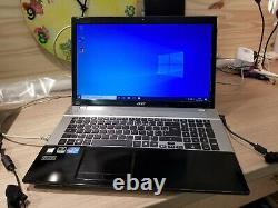 Pc port acer V3-771g- Core I7-3630qm- SSD 960GO Crutia+HDD 2TO /32Go/GT 650M
