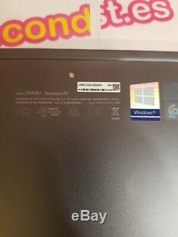 Portable ASUS Zenbook UX430U Intel Core i7-8550U/8GB/256GB SSD Clavier French
