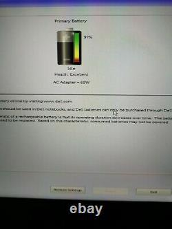Portable DELL Latitude 7390 intel Core i7 8th / 16Go RAM / SSD 512Go