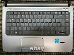 Portable HP ProBook 430 G1 core I5 8Go SSD 256Go W10Pro écran 13.9