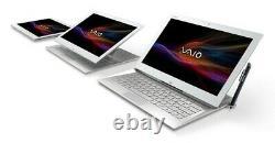 RARE, ordinateur portable sony vaio multi-flip 13,3 tactile/tablette, core I5